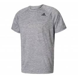 Adidas D2M Tee grijs