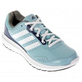Adidas Duramo 7 W licht blauw - wit - donker blauw