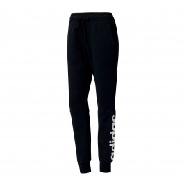 Adidas  Ess Linear Pant zwart - wit
