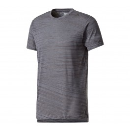 Adidas  FreeLift AeroKnit Tee grijs
