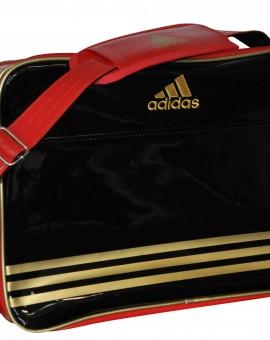 Adidas Judo Sporttas Retro (zwart/rood)