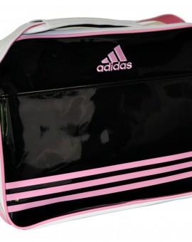 Adidas Karate Sporttas Retro (zwart / roze)