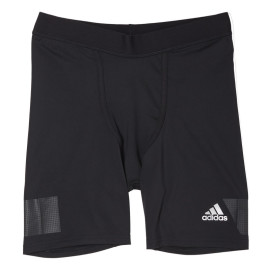Adidas Compression Techfit Short - Zwart