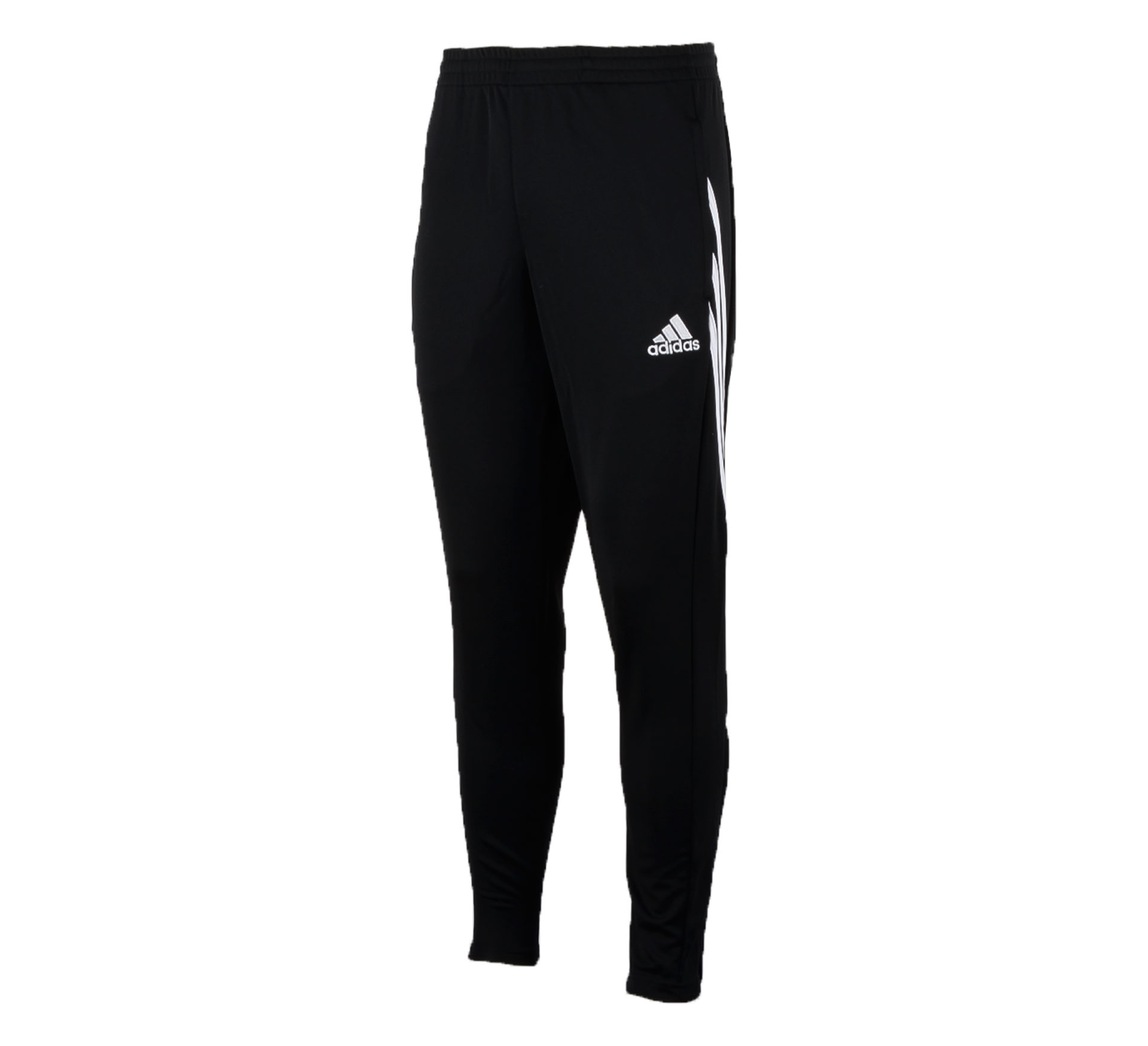 Adidas  Sereno 14 Trainingsbroek Heren zwart - wit