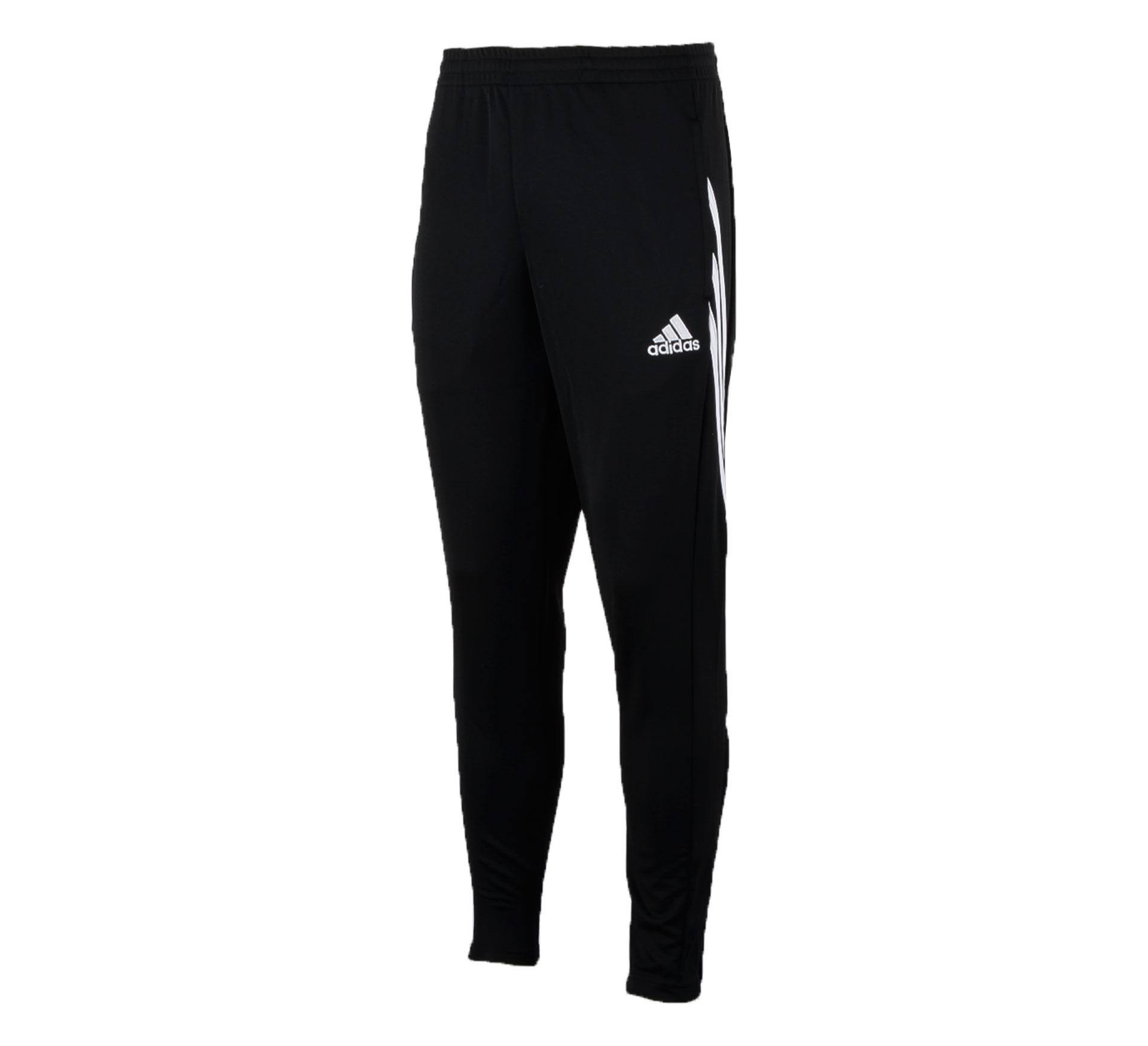 Adidas Sereno 14 Trainingsbroek Heren zwart - wit