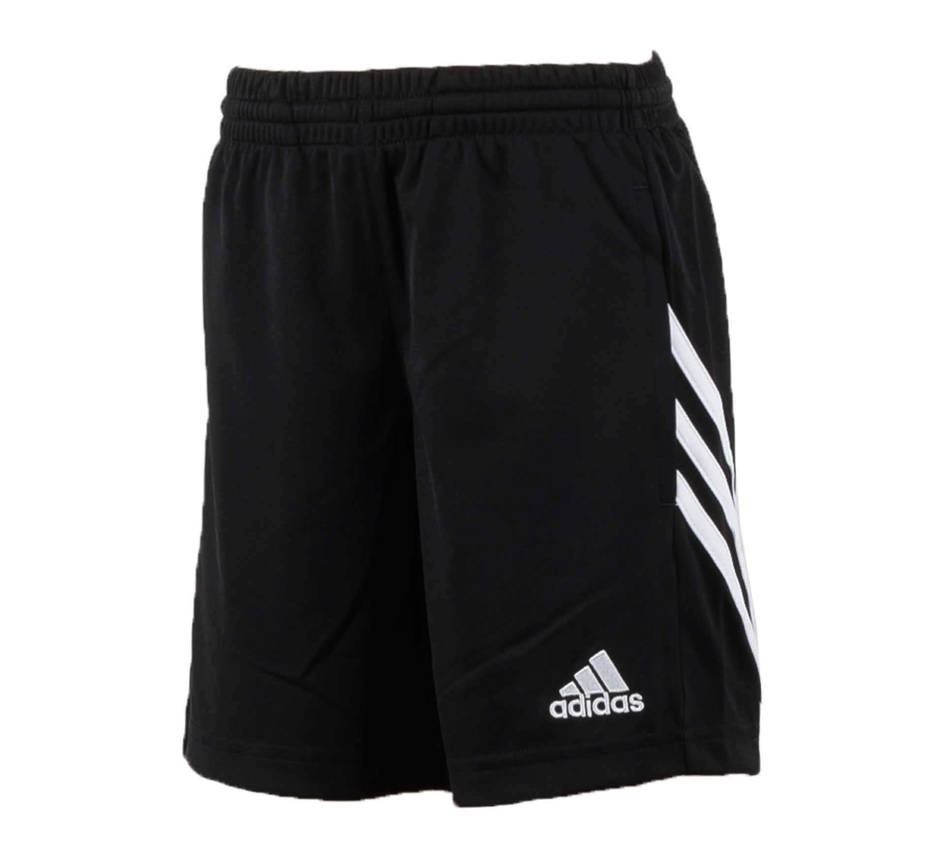 Adidas  Sereno 14 Trainingsshort Junior zwart - wit