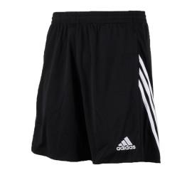Adidas  Sereno 14 Trainingsshort Heren zwart - wit
