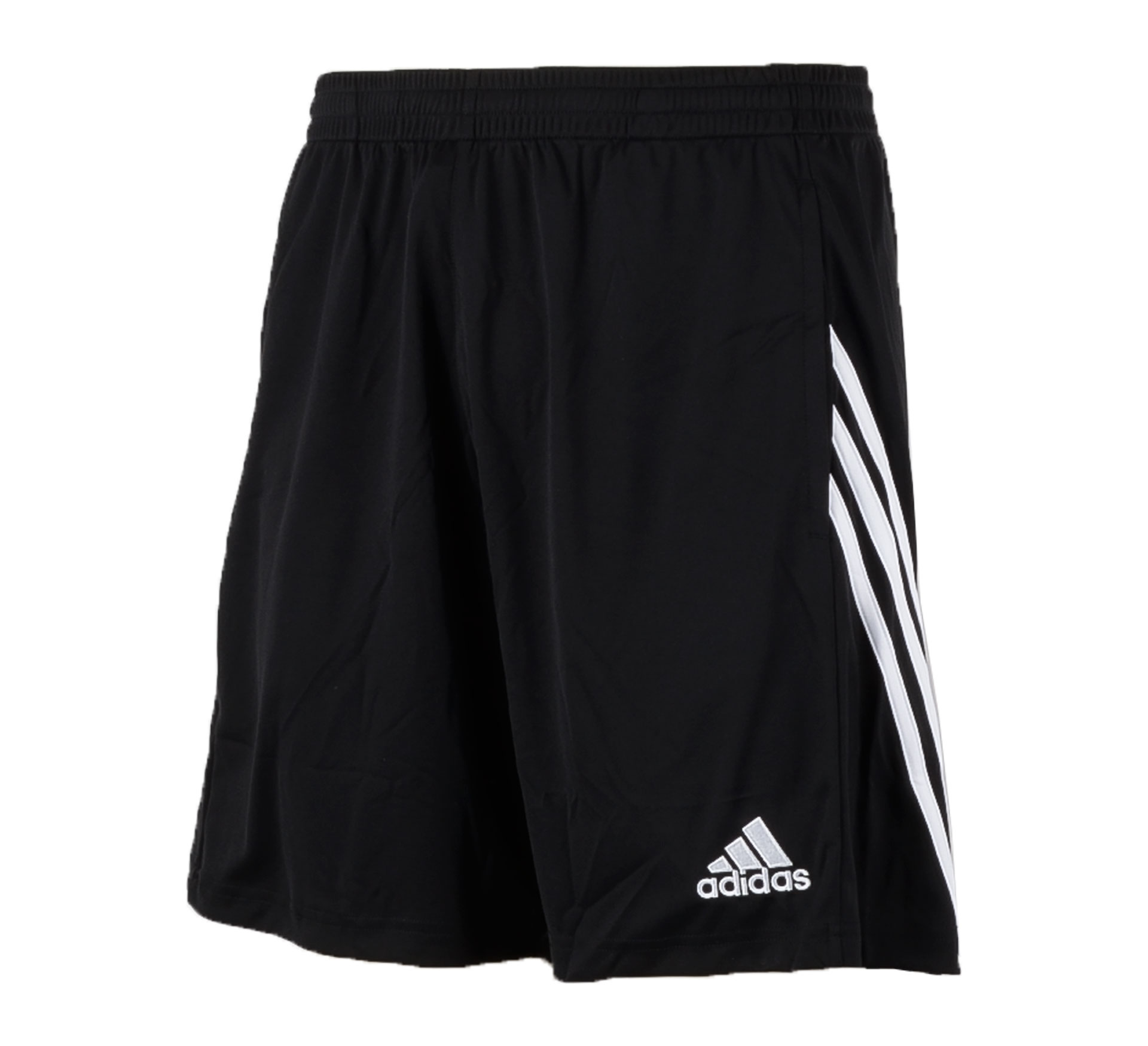 Adidas  Sereno 14 Trainingsshort Heren zwart - wit