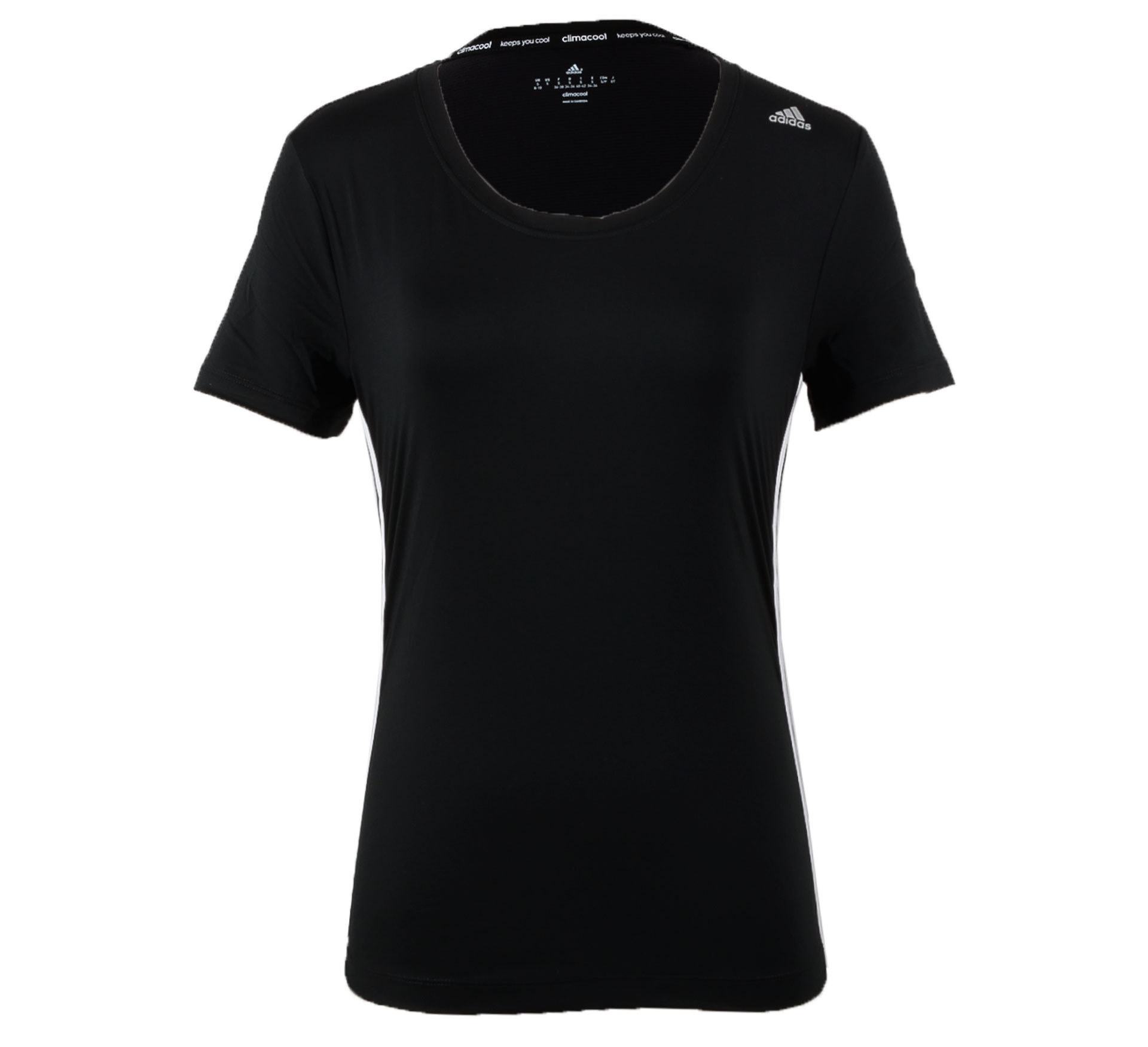 Adidas CT Core T-shirt Dames zwart - wit