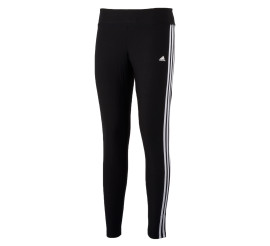Adidas Ultimate Fit 3Stripe Tight Dames zwart - wit