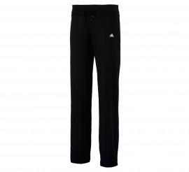 Adidas  Clima Essentials Slim-Fit Fitnessbroek Dames zwart