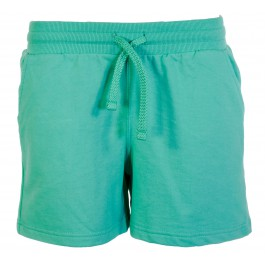 Donnay Performance Fleece Short Lds licht groen