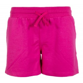 Donnay Performance Fleece Short Lds roze