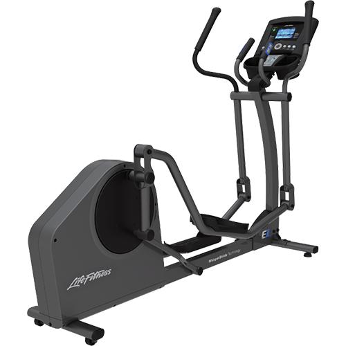 Life Fitness  E1 Cross Trainer - Base met Go Paneel