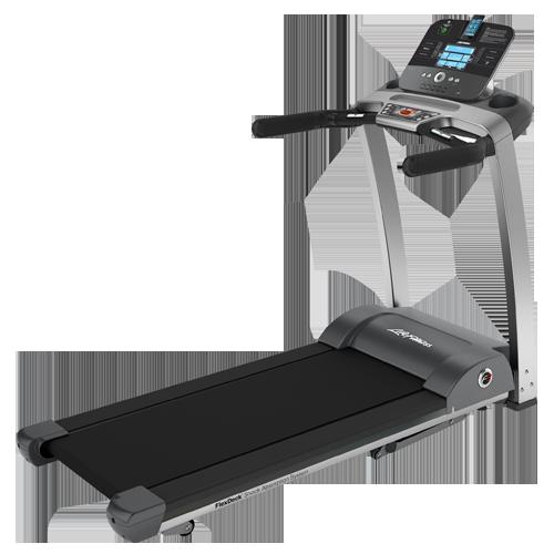 Life Fitness F3 Opvouwbare Loopband - met Track+ Paneel