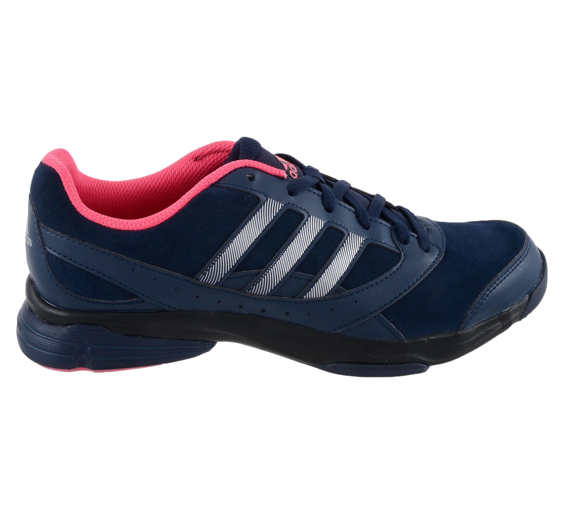 eea4568c58d Adidas Arianna II Fitnessschoenen Dames navy – zilver – roze
