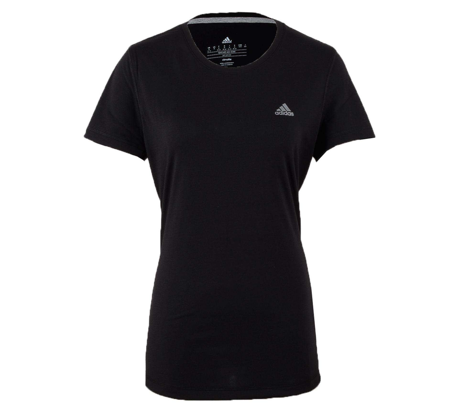 Adidas  Prime T-shirt DD Dames zwart