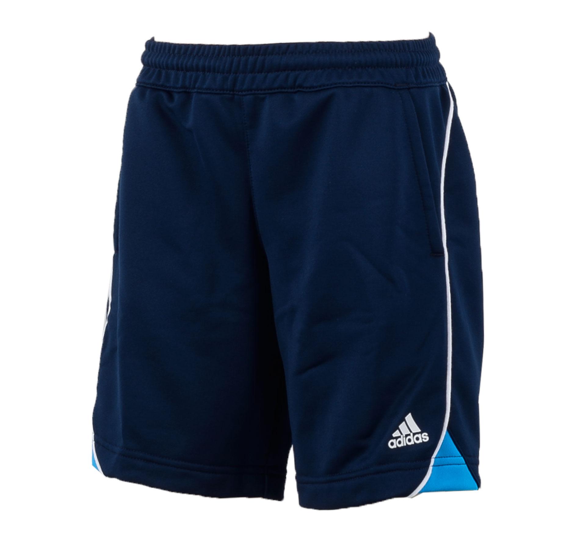 Adidas Prime Short Junior navy - blauw - wit