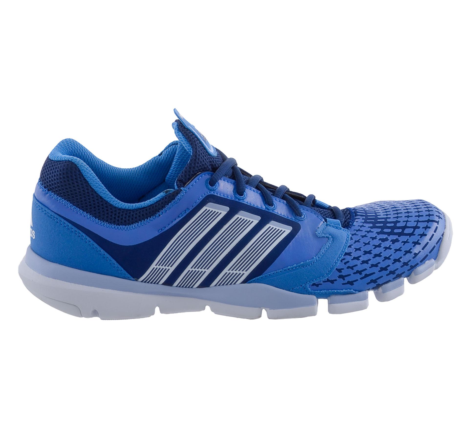Adidas adipure Trainer 360 Fitness Schoenen Heren blauw - grijs