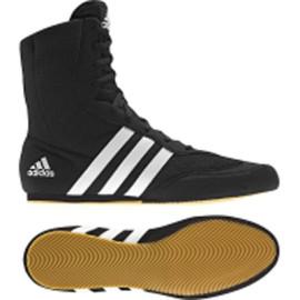 Adidas  Box-Hog II Boksschoenen - Zwart