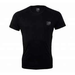 Jack & Jones T3ch Journey Tee SS Crew Neck zwart