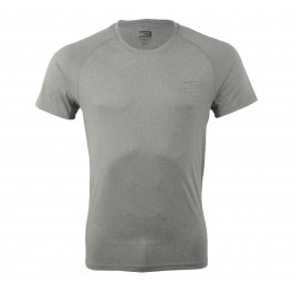 Jack & Jones  T3ch Journey Tee SS Crew Neck grijs