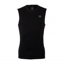 Jack & Jones T3ch Training24 Functional SL Tee zwart - grijs