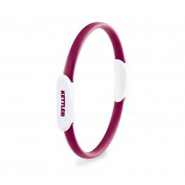 Kettler Pilates Ring donker roze - wit