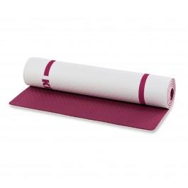 Kettler  Yoga Mat donker roze - wit