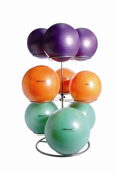 Lifemaxx Gymbalrek - 9 gymballen