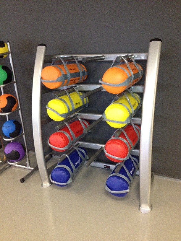 Lifemaxx Challenge bag rek - 12 challenge bags