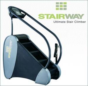 Lifemaxx Jacob's Ladder Stairway cardio machine