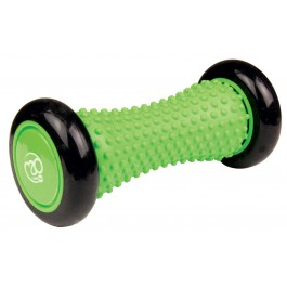 Mad  Foot Massage Roller groen - zwart