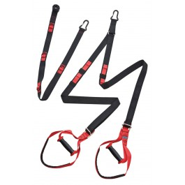 Mad Pro Suspension Trainer zwart - rood