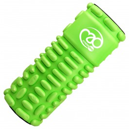 Mad  Vari-Massage Foam Roller groen
