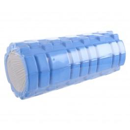 More Mile Beast Foam Roller 33cm blauw