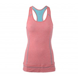 Moving Comfort  Endurance Tank roze - blauw