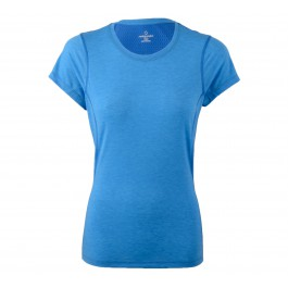 Moving Comfort  Endurance Tee blauw