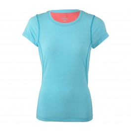 Moving Comfort Endurance Tee blauw