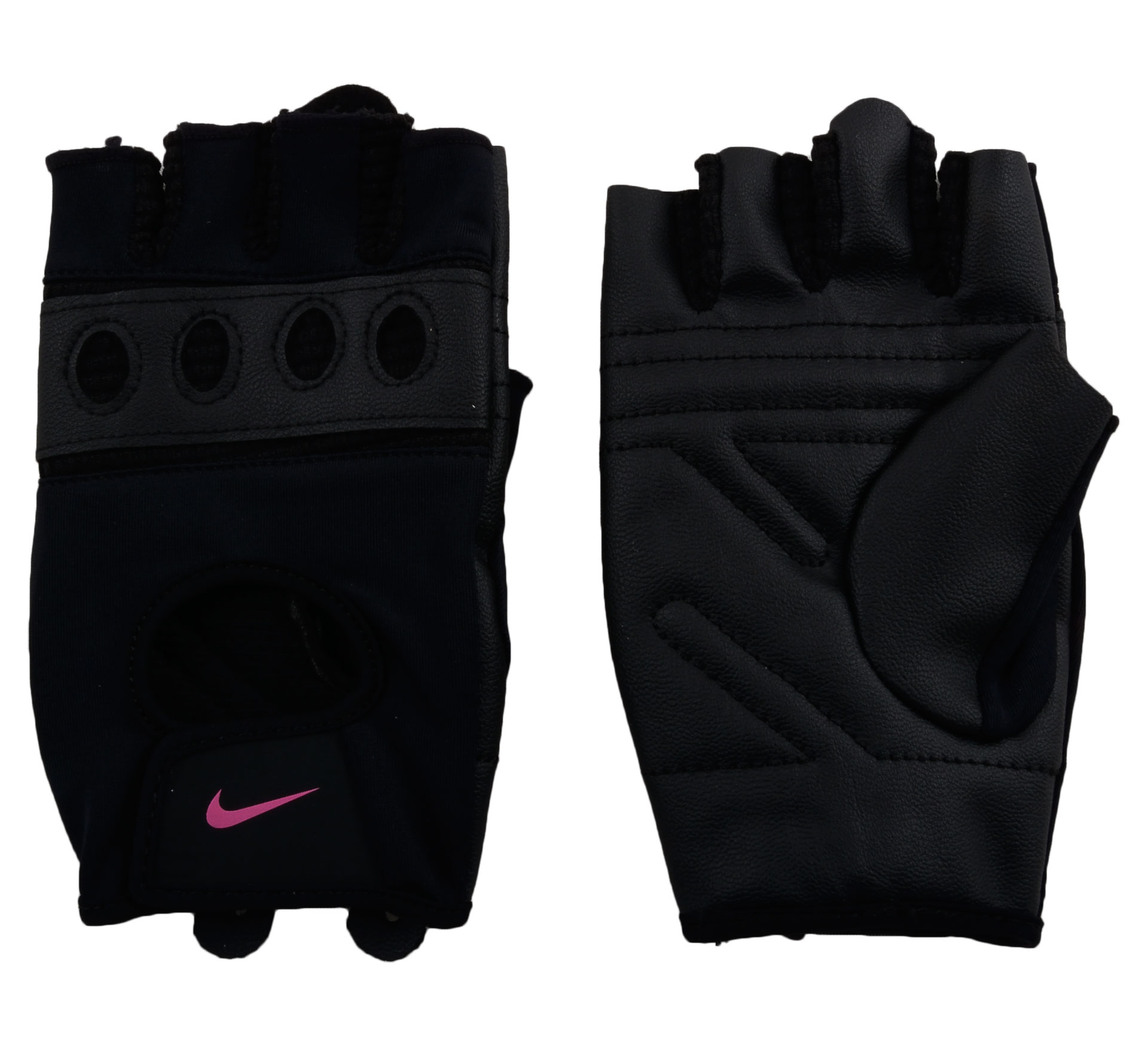 Nike Pro Flow Trainings Handschoenen Dames zwart