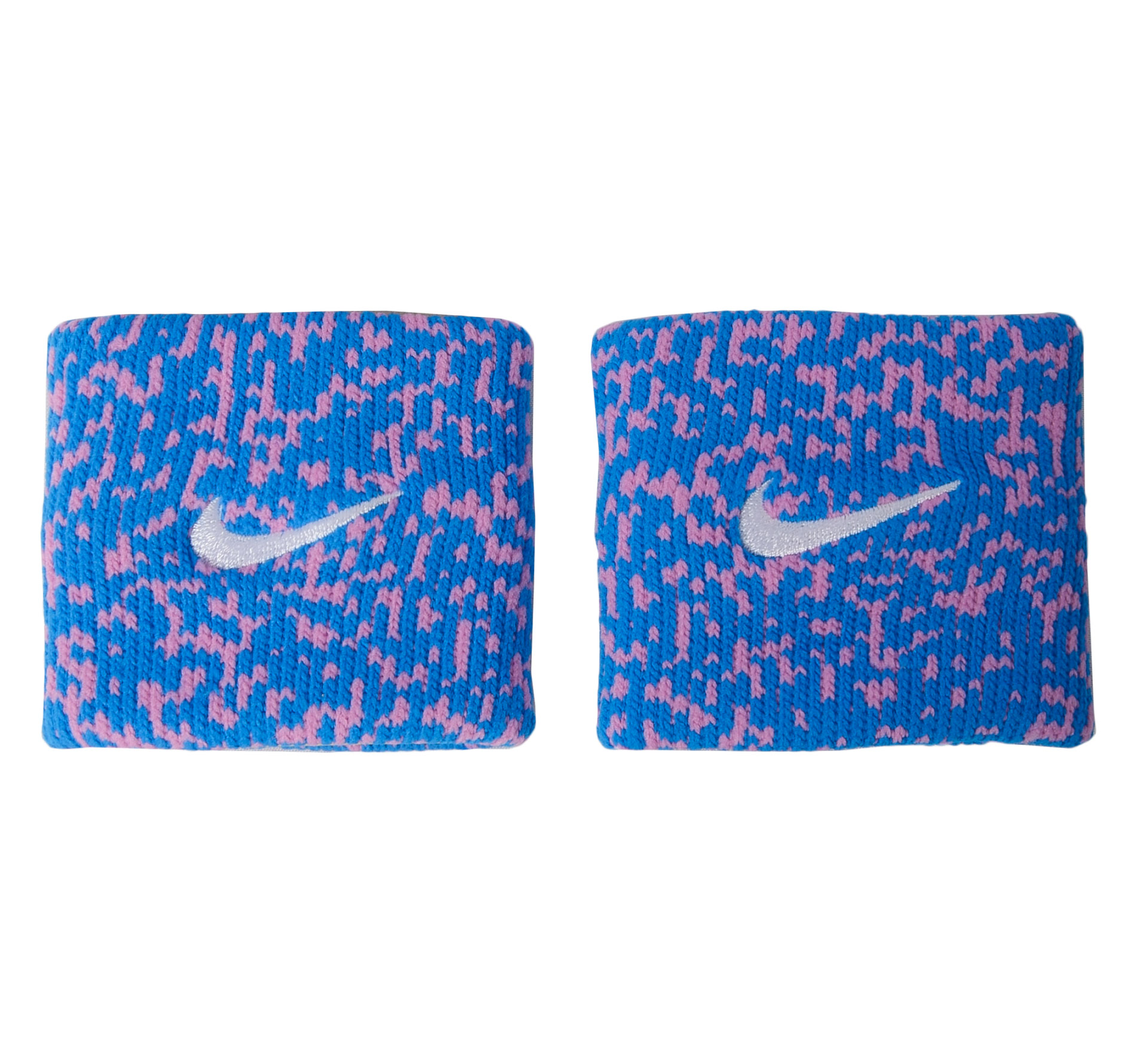 Nike Ace Polsbandjes blauw - roze - wit
