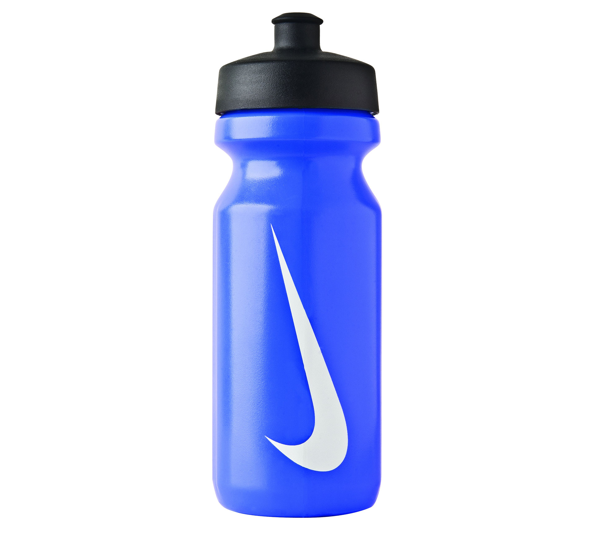 Nike  Big Mouth Water Bidon blauw - wit