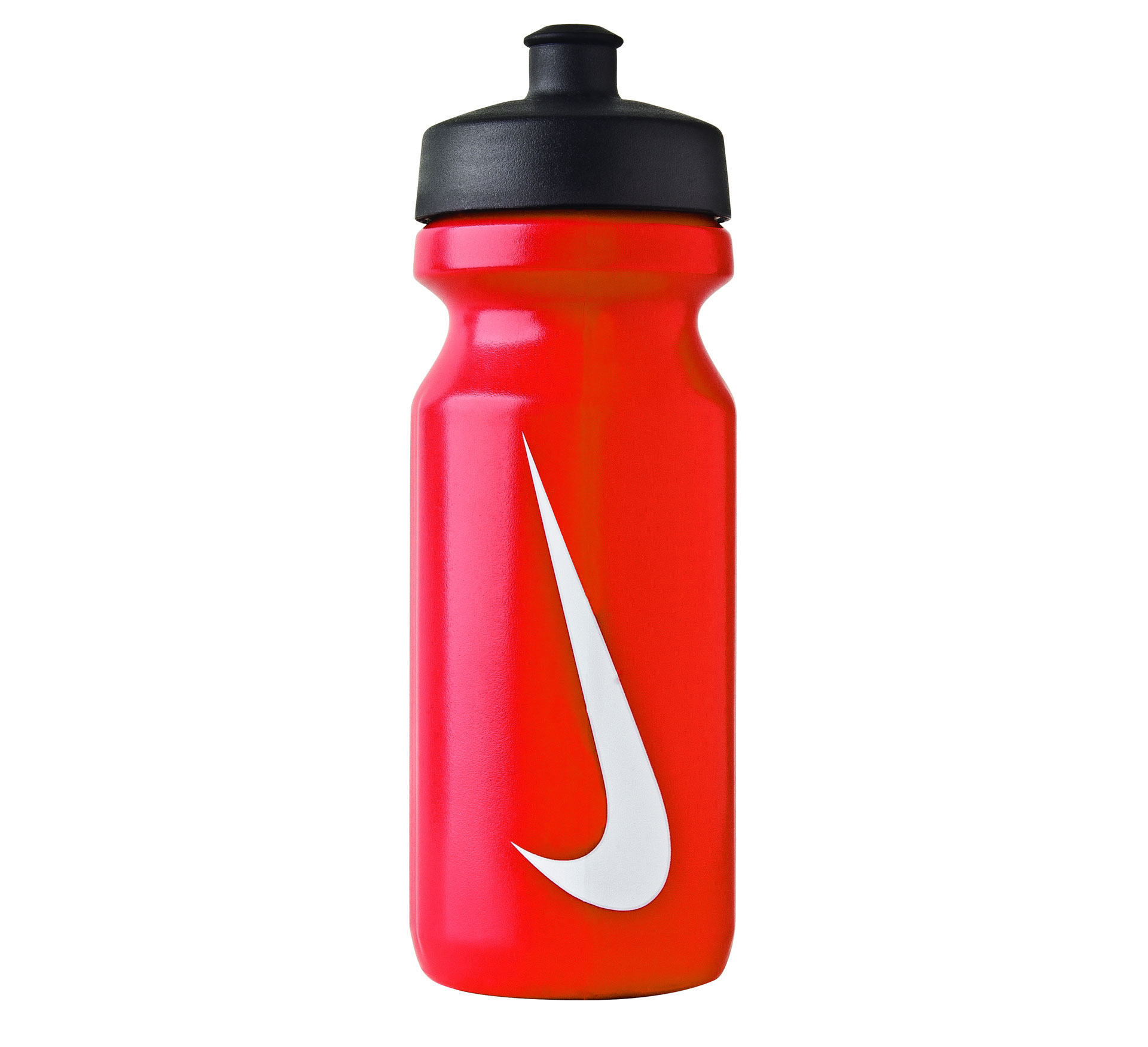 Nike Big Mouth Water Bidon rood - wit