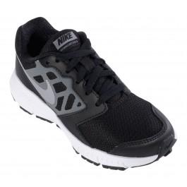 Nike  Downshifter 6 (GS/PS) Hardloopschoenen Junior zwart - grijs - zilver