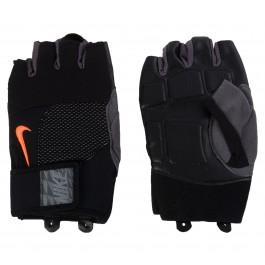 Nike Core Lock Trainings gloves zwart - grijs