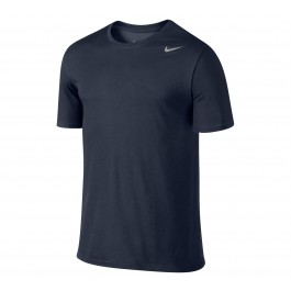 Nike  Dri Fit Version Sportshirt Heren navy