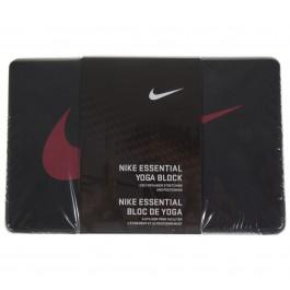 Nike Essential Yoga Block zwart - rood