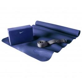 Nike Essential Yoga Kit blauw - grijs