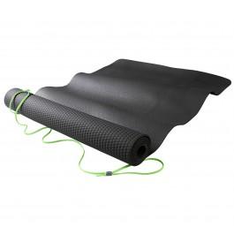 Nike Fundamental 3mm Yoga Mat donker grijs - groen
