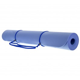 Nike Fundamental Yoga Mat 3mm blauw
